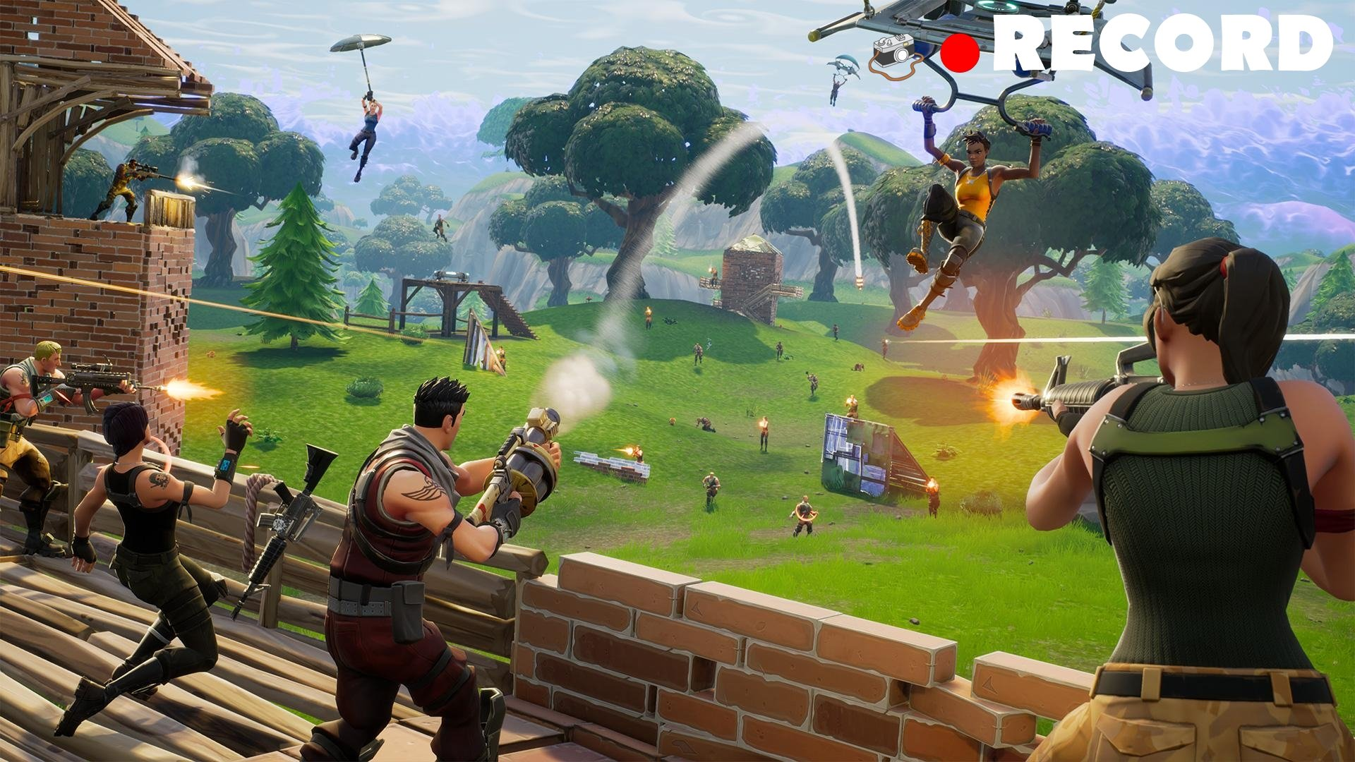the replay files do not contain video information they contain game data so we cannot directly convert them into mp4 or other video formats - how to upload a fortnite replay to youtube pc