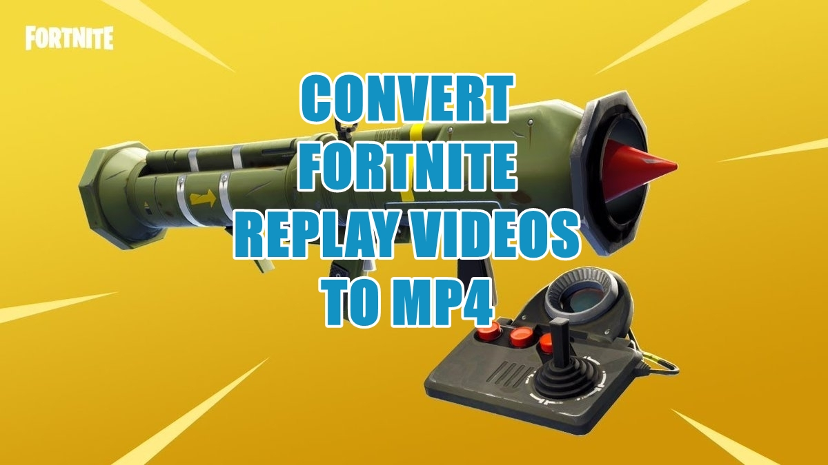 - how to upload a fortnite replay to youtube pc