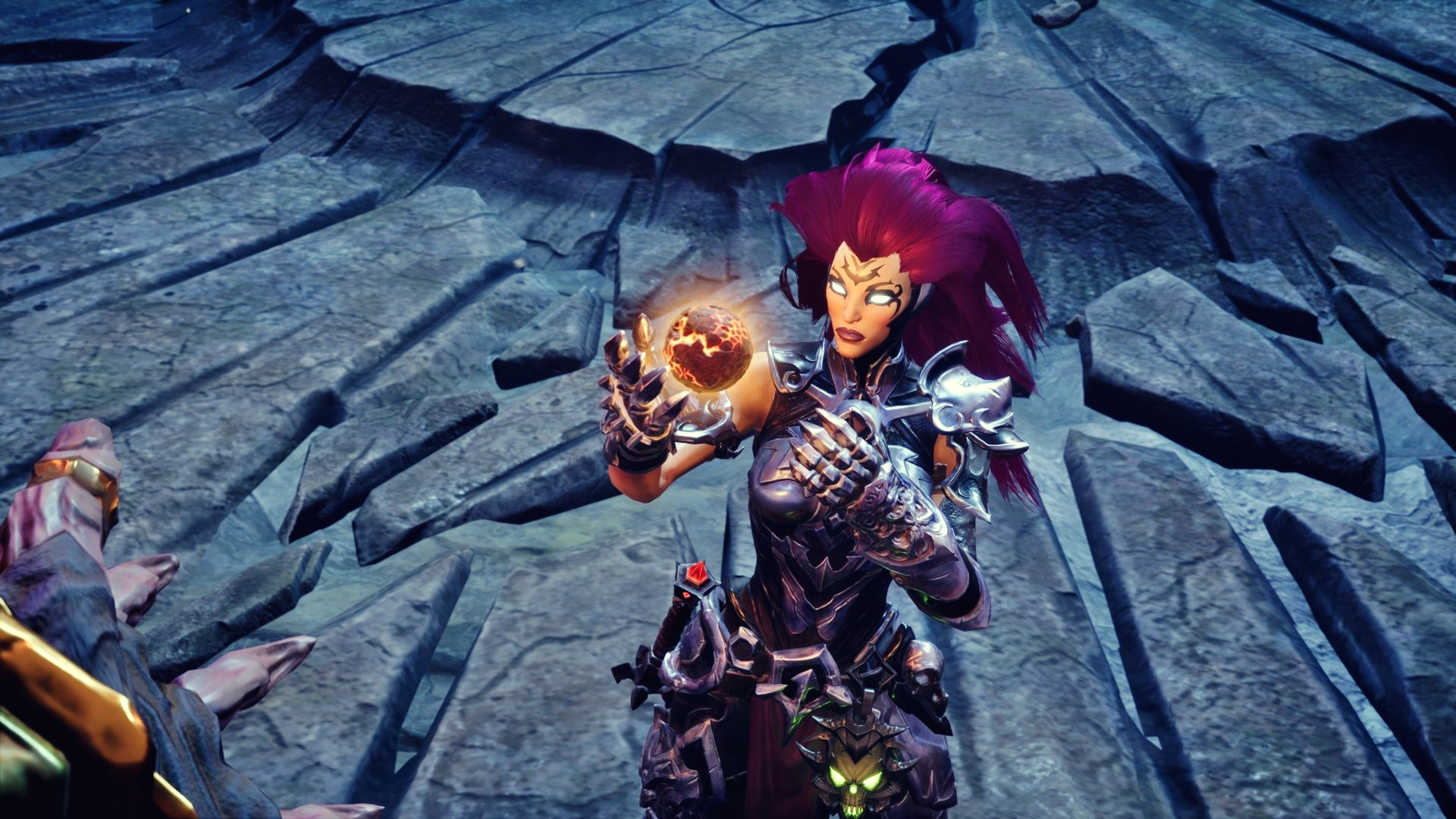 Darksiders 3 Performance Guide Fix Lag Fps Drops And Stuttering