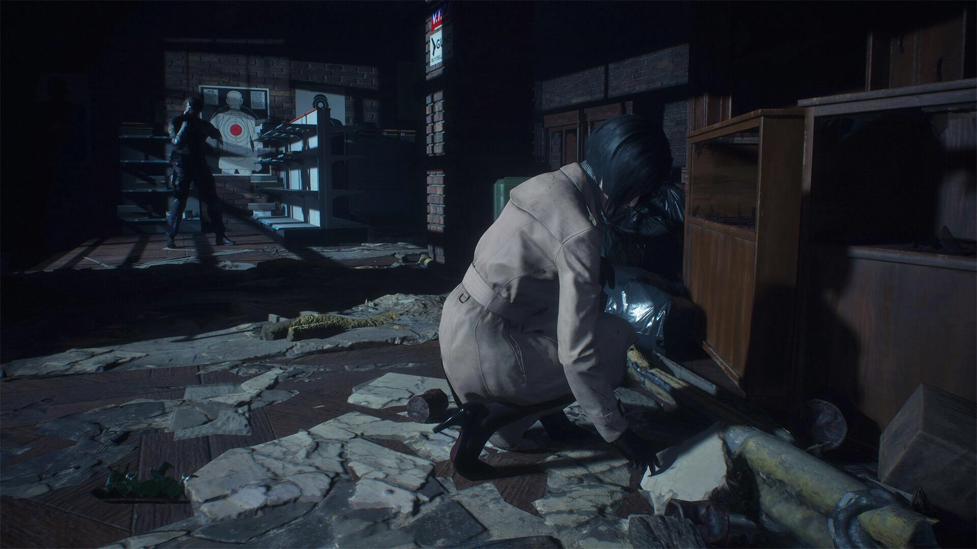 Resident Evil 2 Remake 2019 All Leon S Desk Codes Safe