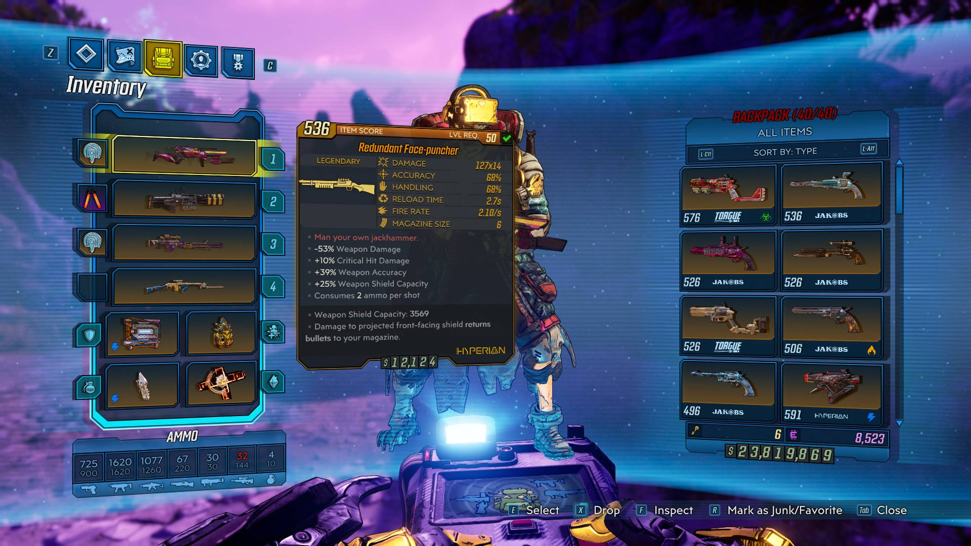 Borderlands 3 How To Get Face Puncher Updated Frondtech