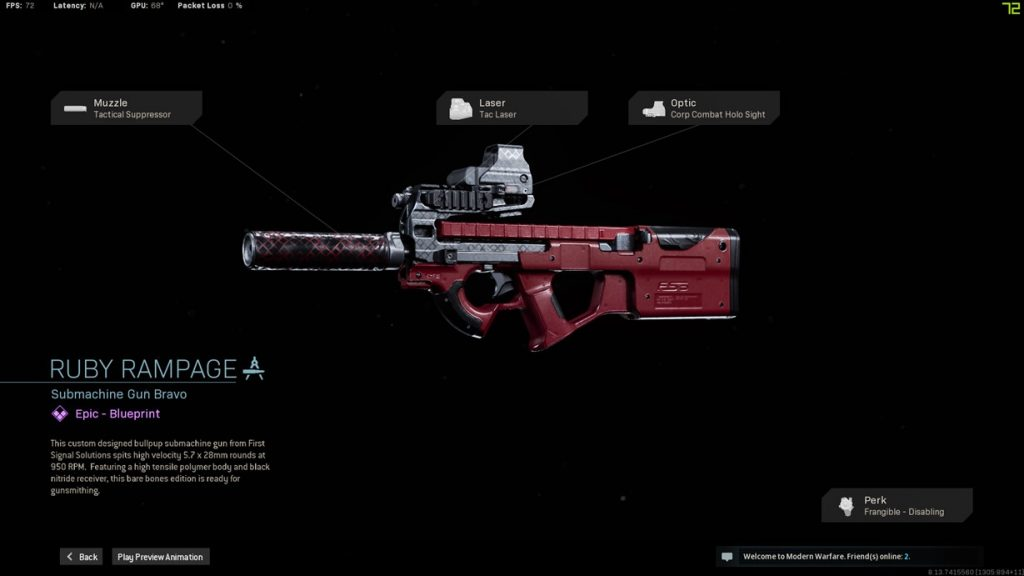 Call Of Duty Cod Modern Warfare How To Get Ruby